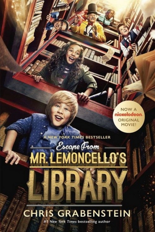 دانلود فیلم Escape from Mr. Lemoncello's Library 2017 زیرنویس فارسی